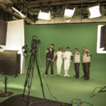 In der Greenbox mit der C500