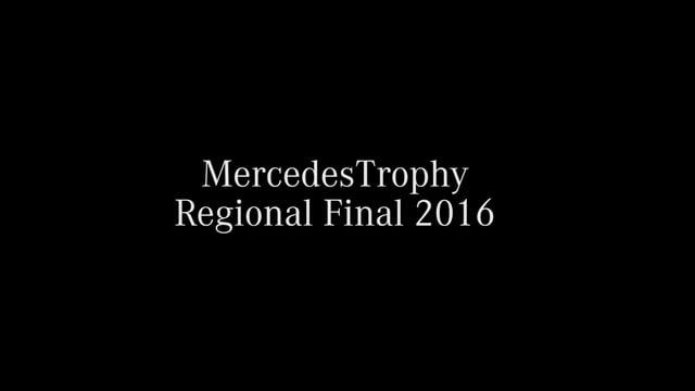 Mercedes Regional Final